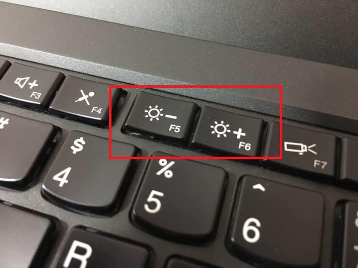 cách chỉnh độ sáng màn hình máy tính win 10