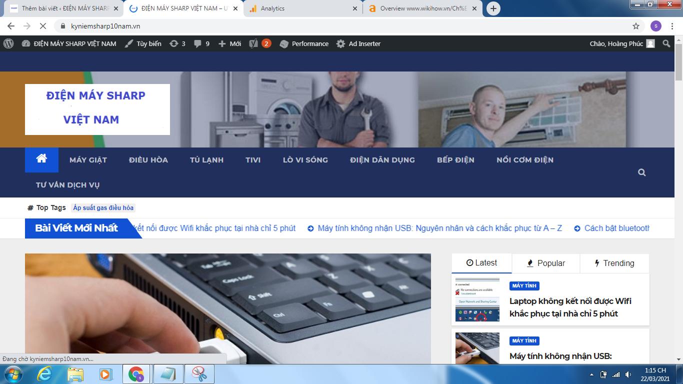 cách chụp màn hình máy tính Dell trên Win 71