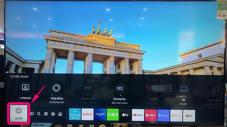 Cách kết nối wifi cho tivi Samsung đơn giản chỉ với 5 phút