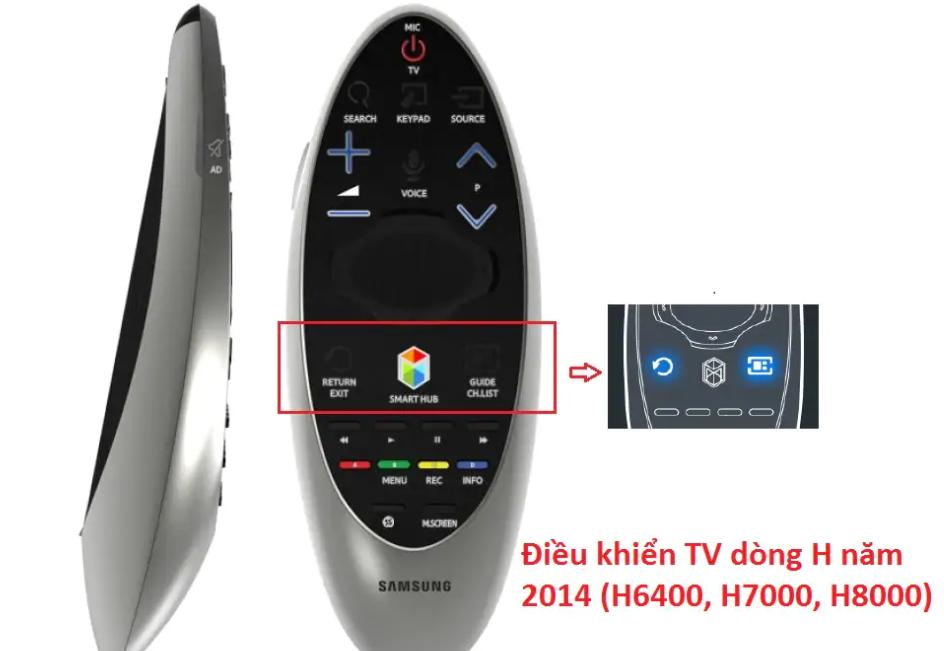 cách khắc phục tivi không nhận điều khiển1