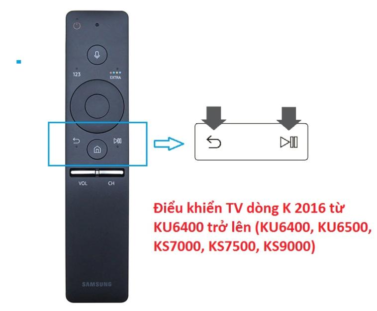 cách khắc phục tivi không nhận điều khiển3