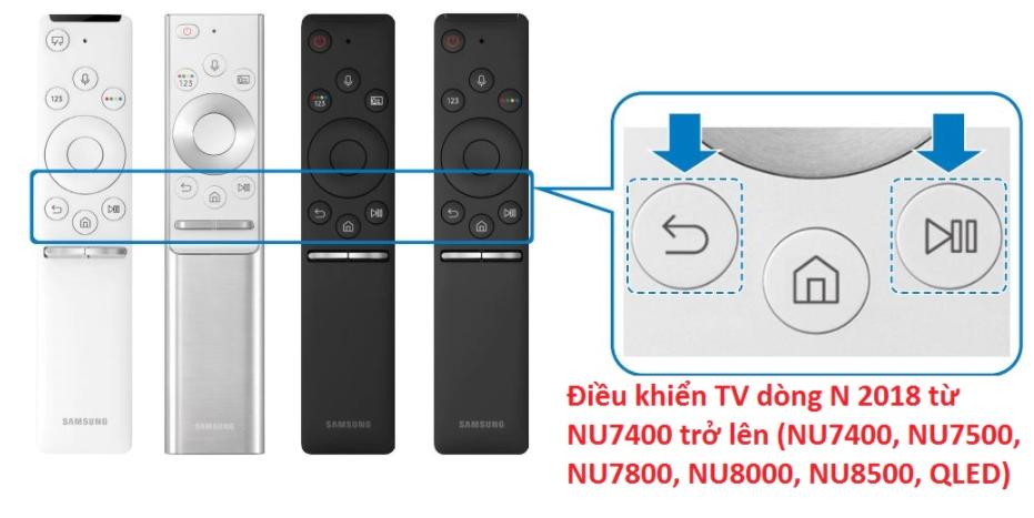 cách khắc phục tivi không nhận điều khiển4
