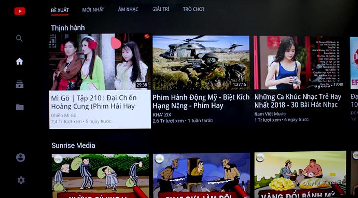 cách khắc phục tivi lg không vào được youtube13