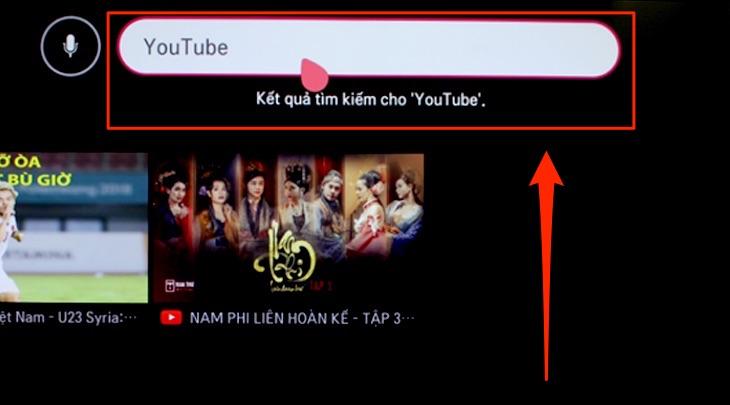 cách khắc phục tivi lg không vào được youtube9