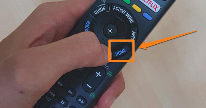 cách khắc phục tivi sony không vào được youtube