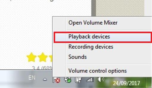 khắc phục laptop không nhận tai nghe3
