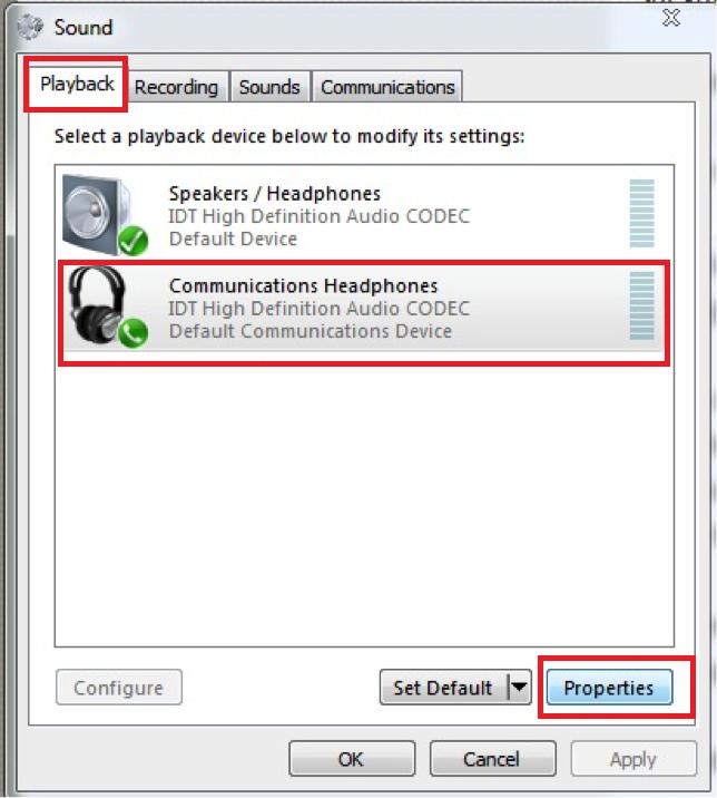 khắc phục laptop không nhận tai nghe4