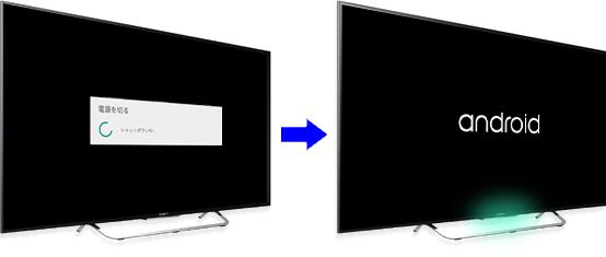 màn hình tivi bị sọc2