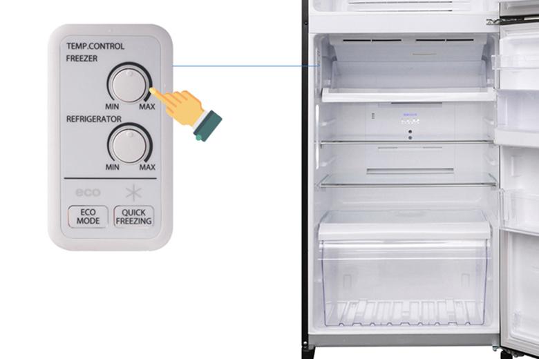 Nhiệt độ ngăn mát, ngăn đá của tủ lạnh là bao nhiêu thì tốt?