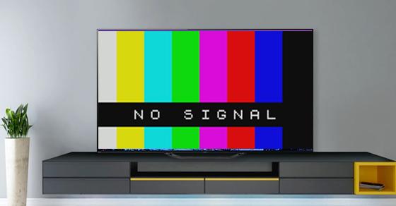 Tivi không có tín hiệu, bị mất tín hiệu khắc phục tại nhà chỉ 5 phút