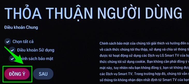 tivi lg không vào được youtube15
