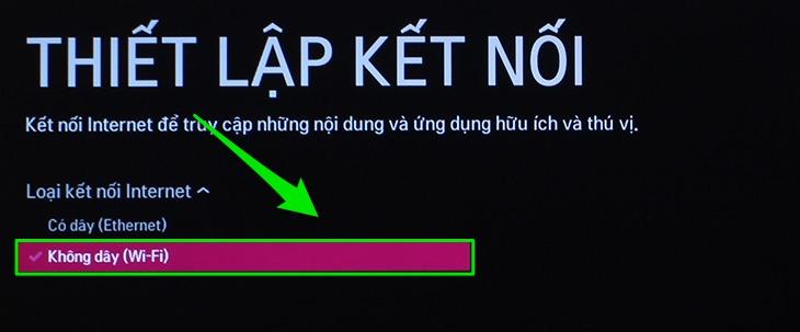 tivi lg không vào được youtube9