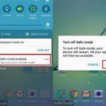 3 bước tắt bật chế độ an toàn Samsung đơn giản chỉ 1 phút