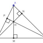 Trực tâm là gì? Tính chất, cách xác định trực tâm tam giác chính xác 100%