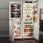 Tủ lạnh side by side là gì? Dùng có tốt và tốn điện không?