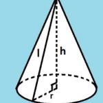 Diện tích xung quanh hình nón, diện tích toàn phần hình nón chuẩn 100%