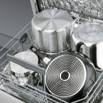[Giải đáp] Máy rửa bát có rửa được xoong nồi hay không? Có sạch không?