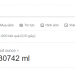 1 oz bằng bao nhiêu ml, lít, gram? Cách quy đổi chính xác 100%