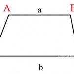 Công thức tính chu vi hình thang thường, cân chính xác 100%