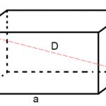 Công thức tính đường chéo hình hộp chữ nhật chuẩn 100% [VD có lời giải]