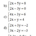 Giải hệ phương trình bằng phương pháp cộng đại số chuẩn 100%