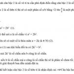 Số vô tỉ là gì? Sự khác biệt giữa số vô tỉ và hữu tỉ chuẩn 100%