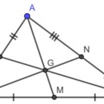 Tính chất trọng tâm tam giác, cách xác định trọng tâm tam giác từ A - Z